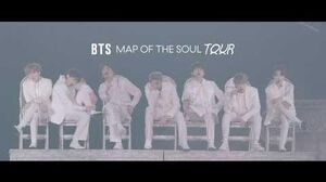 BTS (방탄소년단) MAP OF THE SOUL TOUR SEOUL SPOT