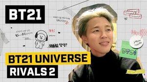 BT21 BT21 UNIVERSE EP