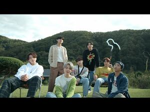 BTS (방탄소년단) 'Life Goes On' Official MV - in the forest