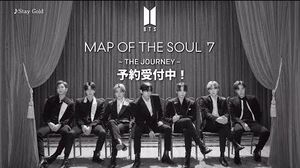 BTS 'MAP OF THE SOUL 7 ~ THE JOURNEY ~' SPOT