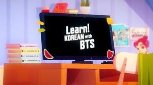 Learn! KOREAN with BTS Book Package Official Trailer 1