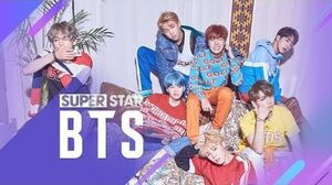【SUPERSTAR BTS】プロモーション映像