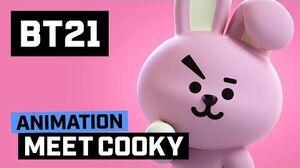 BT21 Meet COOKY!