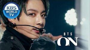 BTS(방탄소년단) - ON Music Bank 2020.03