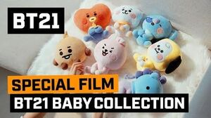 BT21 BT21 BABY COLLECTION