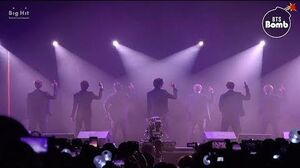 BANGTAN BOMB '작은 것들을 위한 시 (Boy With Luv)' Stage CAM (BTS focus) @2019 Lotte Family Concert