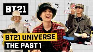 BT21 BT21 UNIVERSE - THE PAST 1