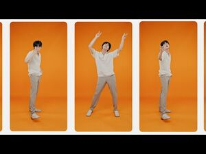 Roll in like we're dancing fools! Dance to -PermissiontoDance 💃🕺 with Jin