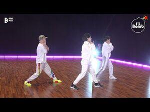 -BANGTAN BOMB- The 3J Butter Choreography Behind The Scenes - BTS (방탄소년단)
