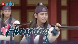Eng Sub Hwarang - EP 8 BTS V Kim Taehyung & the Flower Knights Dance in The Shower