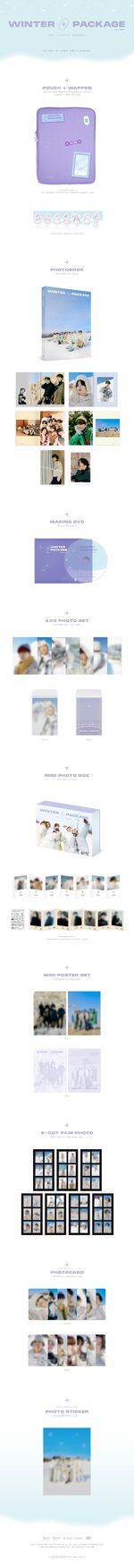 BTS Winter Package 2021 Contents (1)