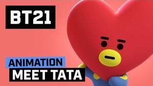 BT21 Meet TATA!