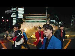 BTS Performs 'Butter' - Global Citizen Live