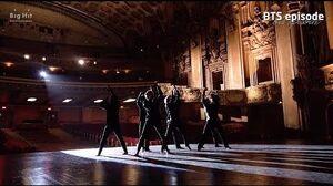 EPISODE BTS (방탄소년단) 'Black Swan' MV Shooting Sketch