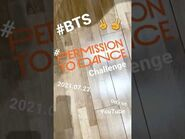 -BTS -PermissiontoDance ✌✌ challenge only on @YouTube -Shorts starting Jul 23rd