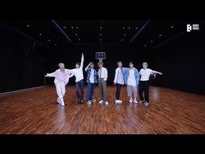 -CHOREOGRAPHY- BTS (방탄소년단) 'Permission to Dance' Dance Practice