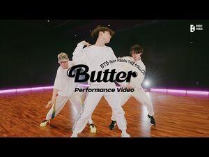 BTS (방탄소년단) 'Butter (feat
