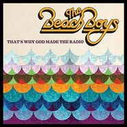 The Beach Boys - That's Why God Made the Radio Album Cover
