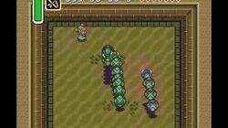 Zelda A Link to the Past - Lanmolas