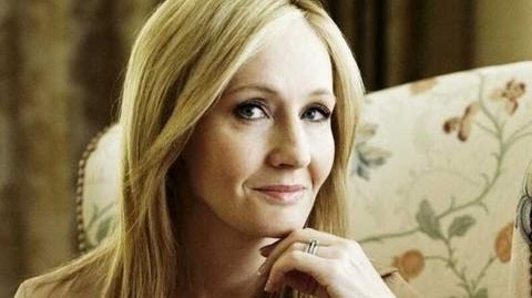 JK_Rowling_interview_'I_bought_my_wedding_dress_in_disguise'