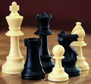 Το σκάκι- chess ♔ ♜ ♙ ♞ ♗ ♛