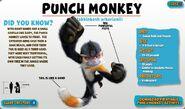 Punch Monkey