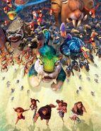 Croods-animals