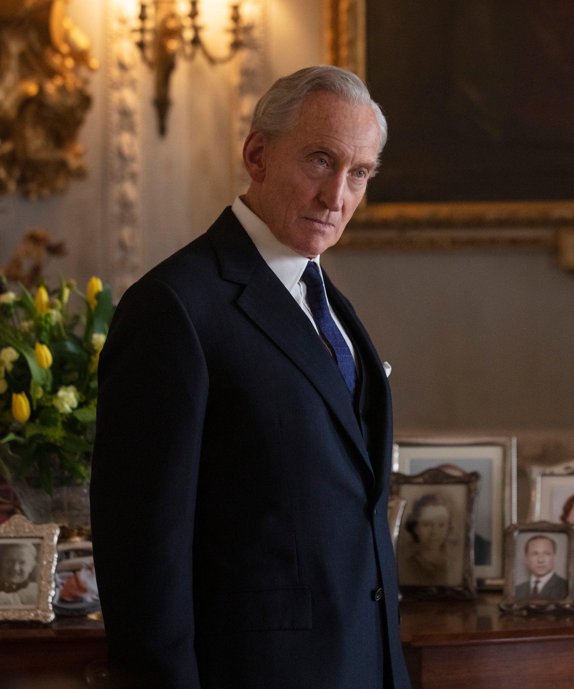 Lord Louis Mountbatten The Crown Wiki Fandom