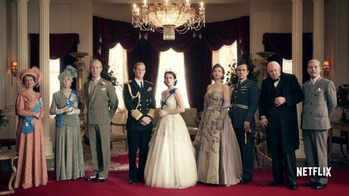 The Crown Wiki