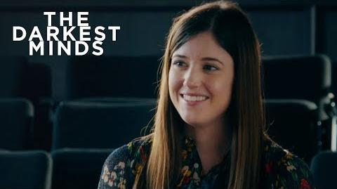 The Darkest Minds Young Minds with Alexandra Bracken 20th Century FOX