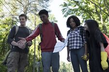 The Darkest Minds Still 6