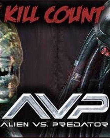 Alien Vs Predator 2004 Kill Count The Dead Meat Wiki Fandom