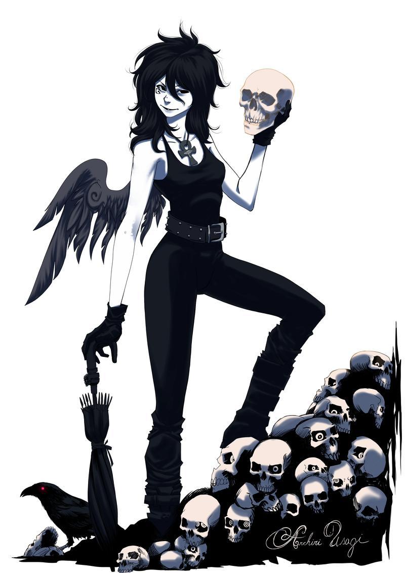 Death  The Demonic Paradise Wiki  Fandom