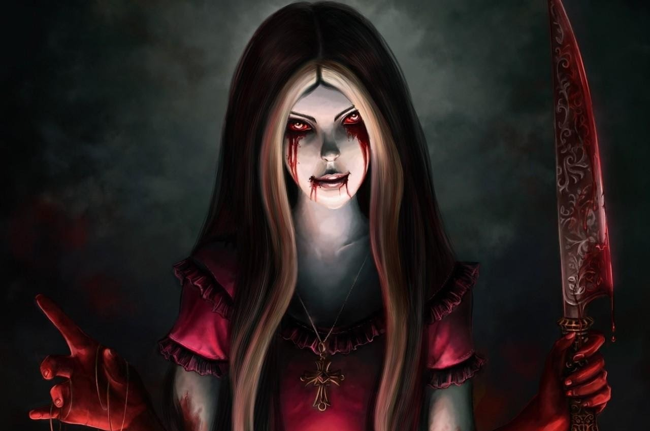 Bloody Mary | The Demonic Paradise Wiki | Fandom