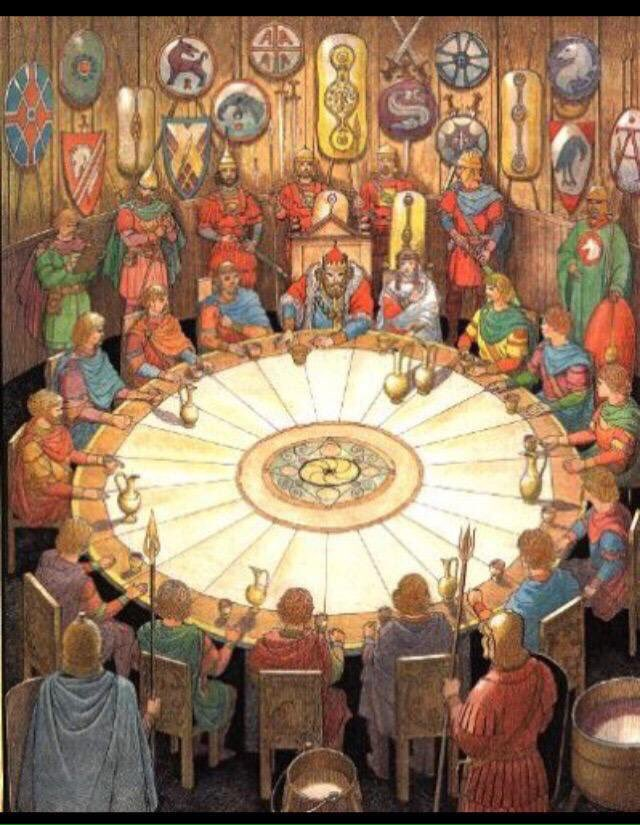 Knights Of The Round Table, The Knight Of Round Table