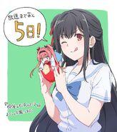 Anime Countdown Illust 5.2