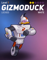 Gizmoduck in Disney Heroes Battle Mode