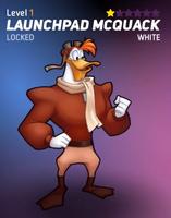 Launchpad in Disney Heroes Battle Mode