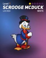 Scrooge in Disney Heroes Battle Mode