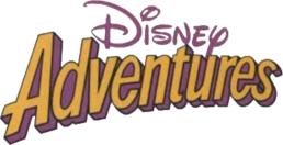 The Disney Adventures logo during most of its run.