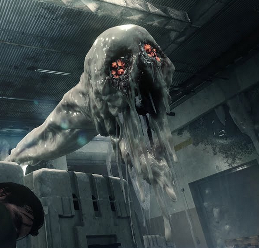 The Watcher The Evil Within Wiki Fandom