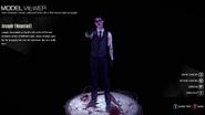Haunted Joseph Oda model viewer (full body)