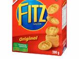 Fitz Vacker, AKA Ritz Cracker