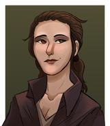 Robin Portrait 3