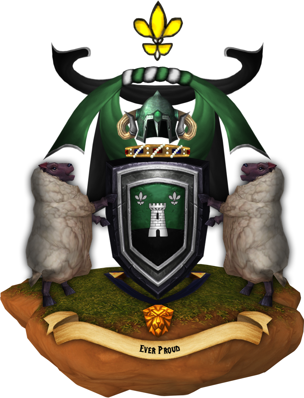 Tfr heraldry lyon.png
