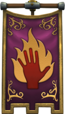 Stormwind Battlemage Corps Banner