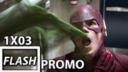 """The Flash 1x03 Extended Promo """"Things You Can't Outrun"""""""