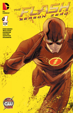 The Flash Season Zero chapter 1 variant cover.png