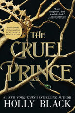 The Cruel Prince cover B&N Exclusive Edition