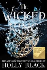 The Wicked King B&N Exclusive Edition Cover